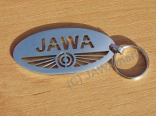 Pendant JAWA Logo - polished stainless steel