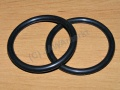 Gasket of exhaust silencer 350/250 - set