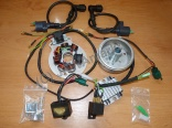 Electr. ignition system GEMOT - 12V/2Zyl. POLAND