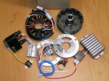 Electr. ignition set  6Volt - TOP PRICE !!!