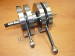 Crankshaft Jawa 350 - NEW and droduced in EU, BRONZ