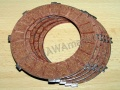 Clutch plate 250/350 - outwards