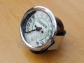 Speedometer 354/353 - 140km, green dial - new