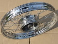 Wheel Jawa 555 chrom spoken+polished