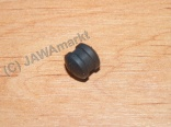 Buffer rubber for side box Jawa 640