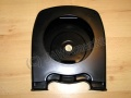 Rear chaincover 634/638/640 - black