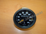 Speedometer Jawa 638 - Black, ORIGINAL !!