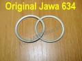 Gasket of exhaust pipe - Original Jawa 634