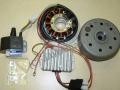 Electronic ignition set MZ/ETZ