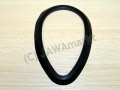 Rubber for Amperemeter - black - Czech
