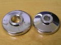 Chromed cover for wheel bearing - Perak