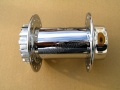 Perak rear hub - chromed - EXCHENGE