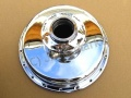 Perak front hub - chromed - EXCHANGE
